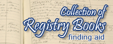 Collection of Registry Books